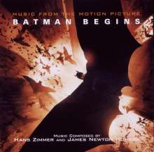 Hans Zimmer / J. N.Howard: Filmmusik: Batman Begins, CD