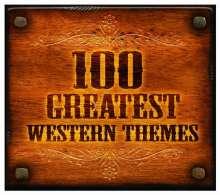 Filmmusik: 100 Greatest Western Themes, 6 CDs