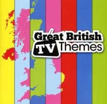 Filmmusik: Great British TV Themes, 2 CDs