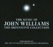 Filmmusik: The Music Of John Williams: The Definitive Collection, 6 CDs