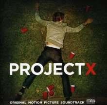 Filmmusik: Project X, CD