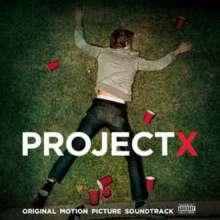 Original Soundtracks (OST): Filmmusik: Project X - Original Motion Picture Soundtrack (180g), LP