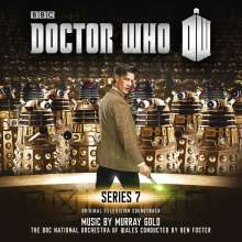 Murray Gold: Filmmusik: Doctor Who Series 7, 2 CDs
