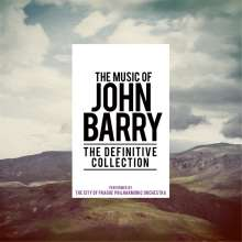 John Barry (1933-2011): Filmmusik: The Definitive Collection, 6 CDs