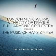 Filmmusik: The Music Of Hans Zimmer: The Definitive Collection, 6 CDs