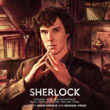 Original Soundtracks (OST): Filmmusik: Sherlock: Music From Series One, Two And Three (180g) (Limited Edition), LP