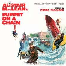 Piero Piccioni: Filmmusik: Puppet On A Chain, LP