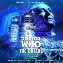 Filmmusik: Doctor Who: The Daleks, CD