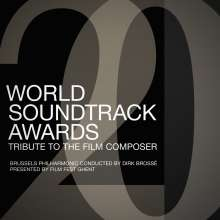 Brussels Philharmonic: Filmmusik: World Soundtrack Awards, CD