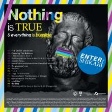 Enter Shikari: Nothing Is True & Everything Is Possible, CD