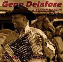 Geno Delafose: Le Cowboy Creole, CD