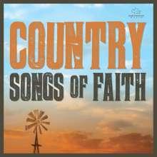 Country Songs Of Faith, 2 CDs