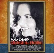 Maia Sharp: Change The Ending, CD