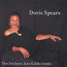 Doris Spears: Doris Spears-The Duchess-Jazz, CD