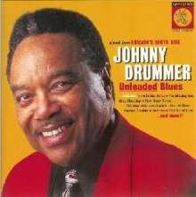 Johnny Drummer: Unleaded Blues, CD
