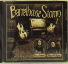 Chris James & Patrick Rynn: Barrelhouse Stomp, CD