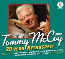 Tommy Mc Coy: 25 Year Retrospective, 2 CDs