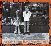 Ian Dury: New Boots And Panties!!, 2 CDs