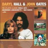 Daryl Hall & John Oates: Whole Oates / Abandoned Luncheonette / War Babies ...Plus, 2 CDs