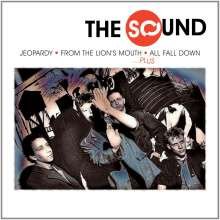 The Sound: Jeopardy / From The Lion's Mouth / All Fall Down / BBC Live In Concert, 4 CDs