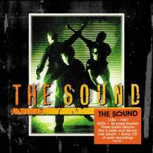 The Sounds: Shock Of Daylight / Heads And Hearts / In The Hothouse / Thunder Up / Propaganda, 5 CDs