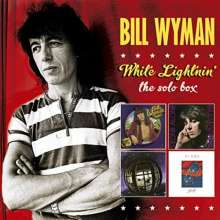 Bill Wyman: White Lightnin': The Solo Box (4 CD + DVD), 5 CDs