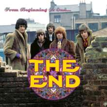 The End: From Beginning To End..., 4 CDs