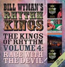 Bill Wyman: The Kings Of Rhythm Vol.4: Race With The Devil, CD
