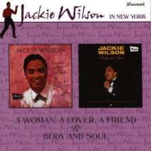Jackie Wilson: A Woman A Lover/Body &, CD
