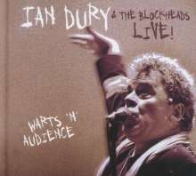 Ian Dury & The Blockheads: Warts 'N' Audience (Deluxe Edition), CD