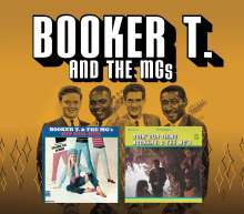 Booker T. & The MGs: Hip Hug Her & Doin' Our Thing (+ Bonus), CD