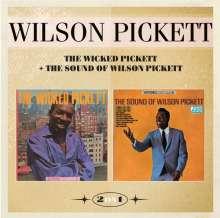 Wilson Pickett: The Wicked Pickett / The Sound Of Wilson Pickett (2 in 1(, CD