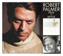 Robert Palmer: Pride+Riptide (Rem.+Bonus), 2 CDs