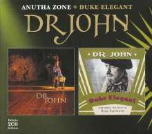 Dr. John: Anutha Zone / Duke Elegant (Deluxe Edition), 2 CDs