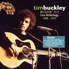 Tim Buckley: Buzzin' Fly: Live Anthology 1968 - 1973, 4 CDs