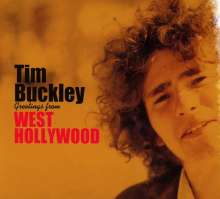 Tim Buckley: Greetings From West Hollywood, CD
