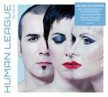 The Human League: Secrets (Deluxe-Edition), 2 CDs