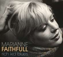 Marianne Faithfull: Rich Kid Blues, CD