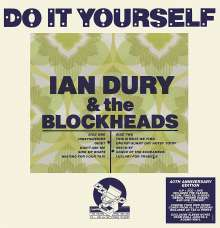 Ian Dury & The Blockheads: Do It Yourself (40th Anniversary-Deluxe-Edition) (180g) (Magnolia Colored Vinyl), 4 LPs