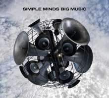 Simple Minds: Big Music (Limited-Deluxe-Edition), 2 CDs