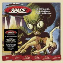 Space: Anthology (6CD-Clambox), 6 CDs