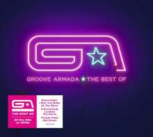 Groove Armada: The Best Of Groove Armada, 2 CDs