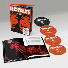 The Hotrats: Turn Ons (10th Anniversary Edition), 3 CDs und 1 DVD