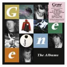 Gene: The Albums (Box Set), 9 CDs