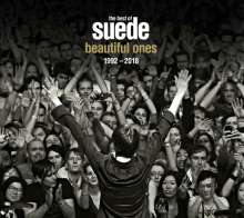 The London Suede (Suede): The Best Of Suede: Beautiful Ones 1992 - 2018, 2 CDs