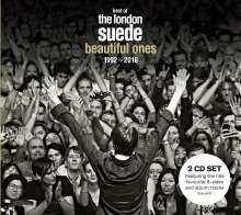 The London Suede (Suede): The Best Of The London Suede: Beautiful Ones 1992 - 2018, 2 CDs