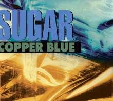 Sugar: Copper Blue (Deluxe-Edition), 2 CDs und 1 DVD