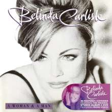 Belinda Carlisle: A Woman & A Man (Deluxe Edition) (Remastered & Expanded) (2CD + DVD), 2 CDs und 1 DVD