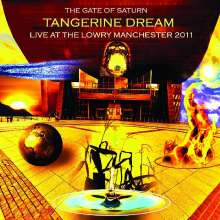 Tangerine Dream: The Gate Of Saturn: Live At The Lowry Manchester 2011, 3 CDs