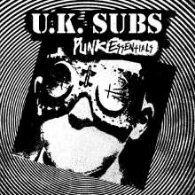 UK Subs: Punk Essentials (CD + DVD), 1 CD und 1 DVD